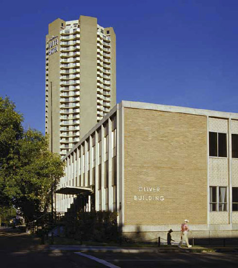 Oliver Building, Edmonton, James Dow