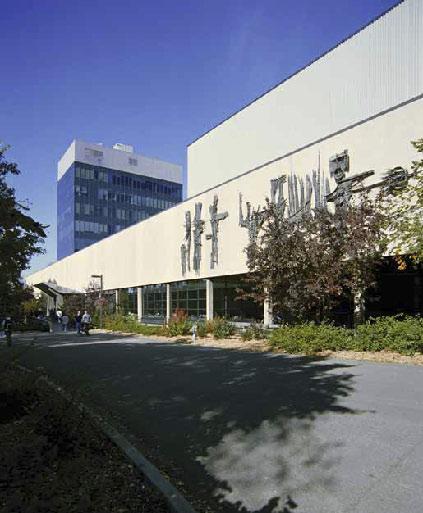 U of A Students' Union Building, Edmonton, James Dow