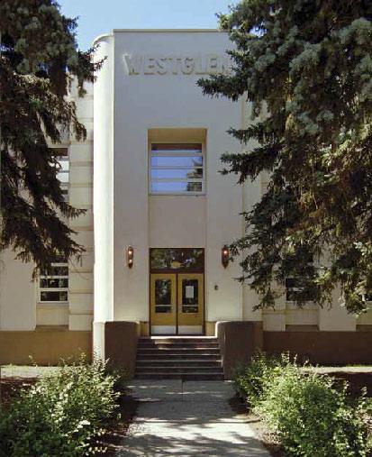 Westglen School, photo by James Dow