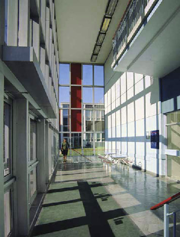 Northern Alberta Institute of Technology, photo by James Dow