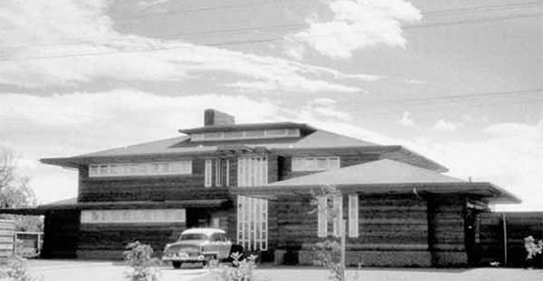 Dr. Shadro Residence (Fred Thornton Hollingsworth)