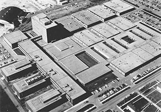 NAIT Aerial View (Edmonton Archives EA-340-510
